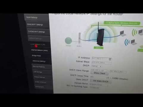Amped Wireless ARTEMIS, High Power AC1300 Wi-Fi Router with MU-MIMO (RTA1300M)