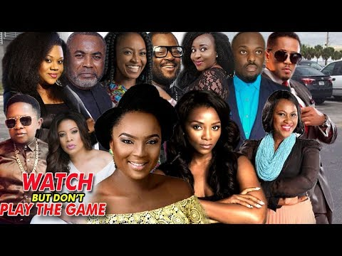 Watch But Don't Play The Game  3&4 - Latest Nigerian Nollywood Movie/African Movie Family Movie