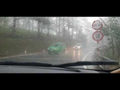 Live Drive #6: Lái xe qua nhà ma Đèo Prenn trong trời giông bão lạnh teo ! - Thời lượng: 22 phút.