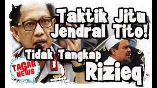 Video Taktik Tito Tidak Tangkap Rizieq di Arab, Akhirnya Jitu! MP3, 3GP, MP4, WEBM, AVI, FLV Januari 2019