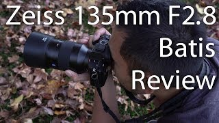 Please support my channel by purchasing the Zeiss 135mm F2.8 Batis lens from the following link - http://amzn.to/2qoNMY0In this video, I take a look at the Zeiss 135mm F2.8 Batis lens for the Sony E-mount system. Designed for use with Sony's full frame cameras like the A7RM2 and A9. It can also be used with APSC cameras like the a6000 series with an equivalent focal length of 202.5mm. This is the fourth lens in the Batis lineup joining the 18mm F2.8, 25mm F2 and 85mm F1.8 and is the first 135mm focal length lens to be available in the FE mount that features autofocus. Any tips or donations to my channel would be greatly appreciated - https://www.paypal.me/johnsisonFollow me and ask me questions! ➫ F A C E B O O K  - http://on.fb.me/rtdqar (@johnsisonphotos)➫ I N S T A G R A M - http://bit.ly/MsGf1t (@johnsison)➫ T W I T T E R -  http://bit.ly/1Uadibb (@JohnSison_)Intro by Flukemedia - http://bit.ly/2j3AxUE---------------------------------------------------------------------------------------------------------------------------------------B U S I N E S S :admin@johnsison.com---------------------------------------------------------------------------------------------------------------------------------------Gear used to film this video: Sony ILCE-7RM2 (http://amzn.to/2hlCr5z)Sony ILCE-7SM2 (http://amzn.to/2hft4no)Sony 24-70mm F2.8 G Master lens (http://amzn.to/2hEMXkZ)Sony 50mm F2.8 Macro (http://amzn.to/2hxHgcm)Rodelink Film Maker (http://amzn.to/2gwrrT9)Sandisk Extreme Pro 64gb 280MBs (http://amzn.to/2hfLnsk) Manfrotto MK190X3-2W (http://amzn.to/2j4SjGc)---------------------------------------------------------------------------------------------------------------------------------------I try to get back to everyone who asks me a question as quickly as possible but for me to 'Reply' to you, your gmail account has to be linked to your YouTube account. Thank you. ---------------------------------------------------------------------------------------------------------------------------------------DISCLAIMER: This video and description contains affiliate links, which means that if you click on one of the product links, I'll receive a small commission. This helps support the channel and allows us to continue to make videos like this. Thank you for the support!---------------------------------------------------------------------------------------------------------------------------------------