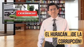 El huracán...¡De la corrupción!