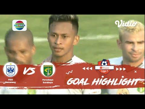 PSIS Semarang - Persebaya 0:4. Видеообзор матча 20.09.2019. Видео голов и опасных моментов игры