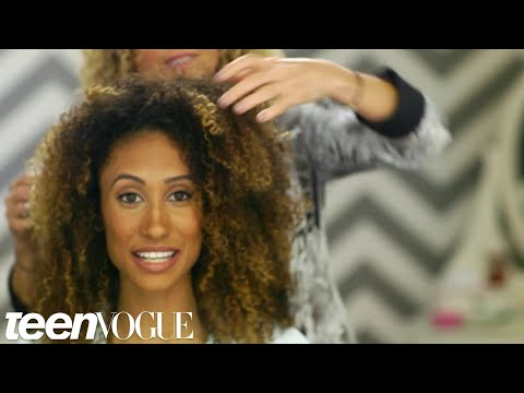 Naturally Curly Hair and How to Love it - 3 Steps to - Teen Vogue
