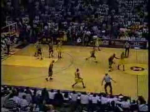 20 Years Later, Glenn Robinson Beats Purdue