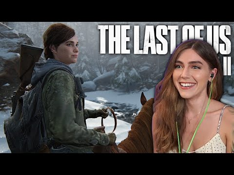 This Game Is STUNNING! | The Last Of Us 2 Pt. 1 | Marz Plays