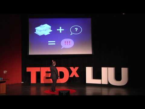 The Once and Future Entrepreneur: Richard Keeling at TEDxLIU