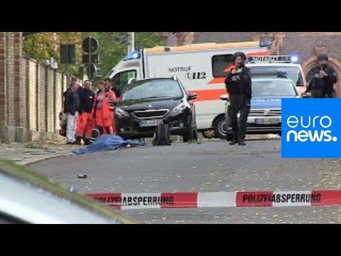 Attaque armée contre une synagogue de Halle, ville de l'est de l'Allemagne