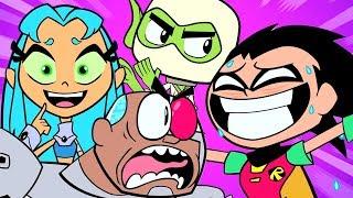 Video 🔴 Teen Titans Go! | Best Moments & Funny Compilation | DC Kids MP3, 3GP, MP4, WEBM, AVI, FLV November 2018