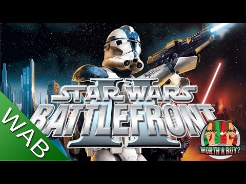 Star Wars battlefront II - Retro Worthabuy?