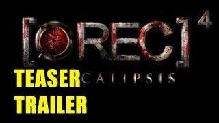 [REC] 4 Apocalypse Teaser Trailer