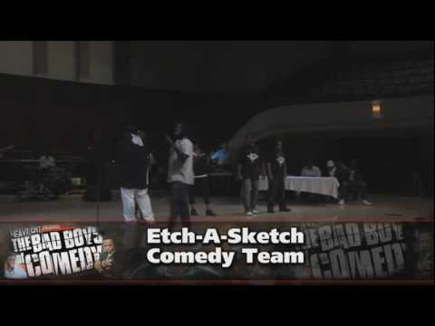 EAS @ THE Comedy Club show