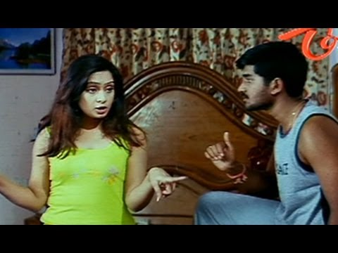 Sanjana Staying With Venkat In One Room   Comedy Scene