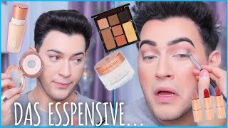 MOST EXPENSIVE ONE BRAND TUTORIAL - CHARLOTTE TILBURY! Manny MUA by Manny Mua