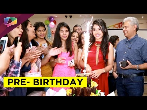 Fans throw a party for Niti Taylor