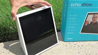 This is my Echo Show review, I was skeptical of them adding a touchscreen at first....but not so fast!Check out the whole echo family on Amazon:Show - http://geni.us/echoshowmeDot - http://geni.us/amznechodotEcho - http://geni.us/amznechoRemote - http://geni.us/echoremoteUnlike most of the other unboxings and quick first impression videos-ie. lets use this device for 10 mins and do a 'review', I actually used this product for over a week before finishing my review and what I found....well you'll just have to peep the vid!****************************************­**********Please SUBSCRIBE ► http://geni.us/techfreshness1Twitter ► http://twitter.com/techfreshnessInstagram ► http://geni.us/tfreshinstagram