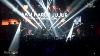 Video Kerispatih with Sammy Simorangkir - Aku Harus Jujur (Live at Colosseum Jakarta) MP3, 3GP, MP4, WEBM, AVI, FLV Januari 2019