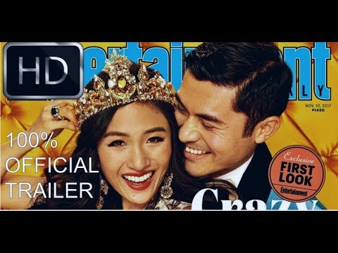 CRAZY RICH ASIANS | Official Trailer 1| 2018 FUL HD