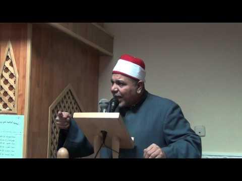 """خطبة الجمعة لشهر ديسمبر 2011 """"الفضل لقراءة القرآن"""""""