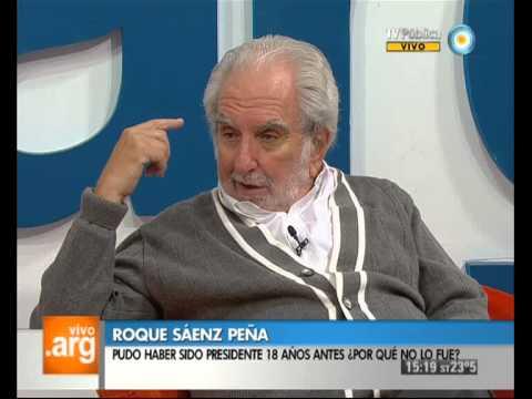 Vivo en Argentina - Reflexiones Roque Sáenz Peña 09-04-13