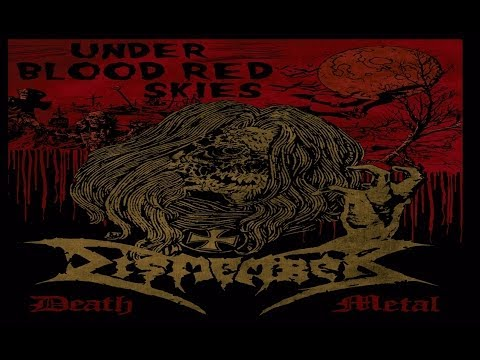 Dismember - Under Blood Red Skies DVD (Full Show)