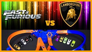 Nonton LAMBORGHINI vs FAST & FURIOUS CRASH TOURNAMENT !!! Film Subtitle Indonesia Streaming Movie Download