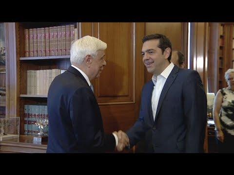 Αλ. Τσίπρας: Η Ελλάδα πατάει γερά στα πόδια της με στέρεες συμμαχίες