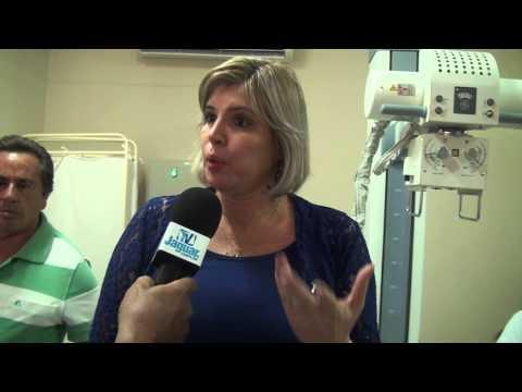 """Raio """"X"""" da emergência do Hospital Regional em Limoeiro volta à funcionar."""