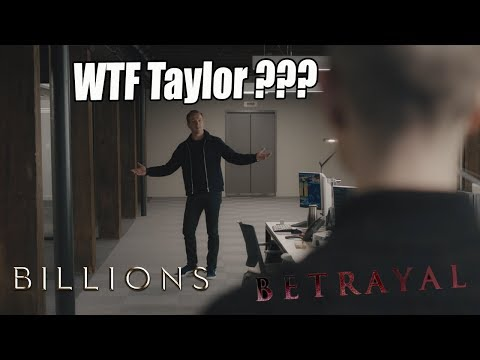 Billions | Axe confronts Taylor | Season Finale S3E12