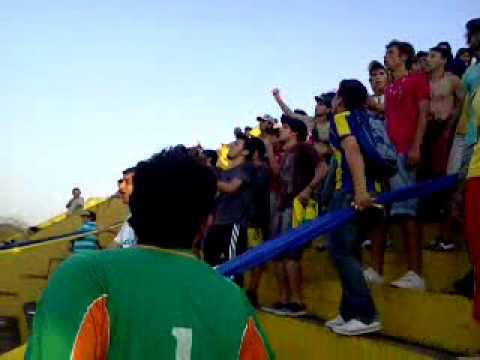 Alentando a capiata.. - La Vagancia Capiateña - Club Deportivo Capiatá