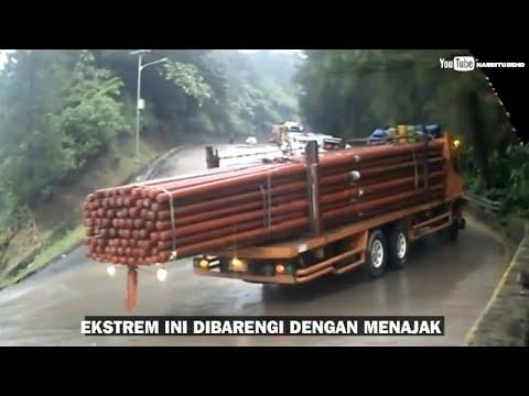 Download Video 5 Jalur Ekstrim Di Indonesia Dengan Tikungan Tajam