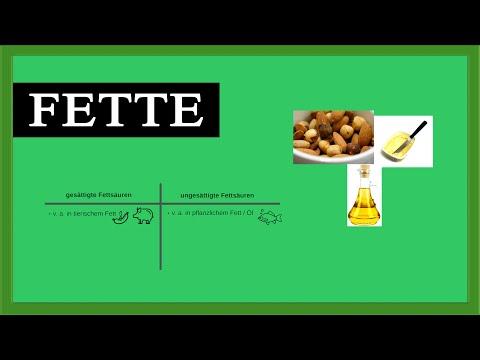 Macht Fett fett? Die Wichtigkeit des Nährstoffs! Essentielle Fettsäuren (Omega-3 & Omega-6) | BASICS
