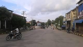 Mawlamyine Myanmar  city photo : Drive to Zayjo car way Mawlamyine Myanmar May 29, 2013 5:28 AM