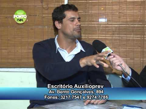 Ricardo Orlandini entrevista o personal coaching Márcio de Oliveira