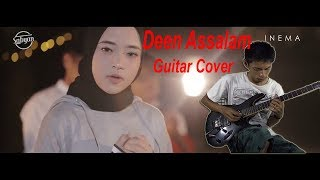 Deen Assalam-Nisa Sabyan l Guitar Cover By Hendar l