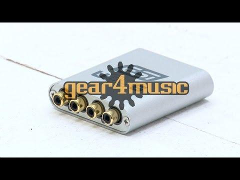 ESI UDJ6 DJ Audio Interface