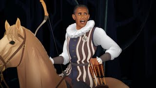 Game Of Zones Special: Barack Obama Invades GoZ to Save Sam Hinkie