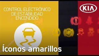 Los íconos del tablero te informan y alertan del funcionamiento de cada uno de los elementos de tu #KIA. En este video conocerás el significado de los íconos amarillos. Espera el próximo video para conocer el significado de los íconos rojos. Encuentra más #KIATips aquí: http://bit.ly/2suomY6 Suscríbete a nuestro canal y síguenos en nuestras redes sociales.Facebook: http://bit.ly/2qecXZ9Twitter: http://bit.ly/2qT1DopInstagram: http://bit.ly/2sYF6bE