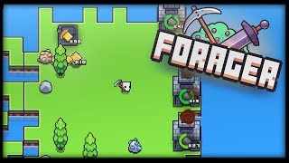 FORAGER GAMEPLAY :: Awesome little early access game! [Sponsored]