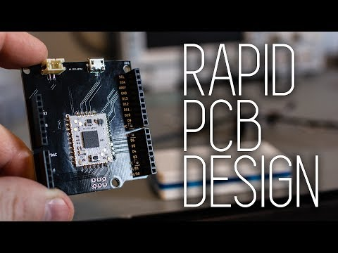 Easily Design Your Own PCBs! The SAMD21 HCC Module