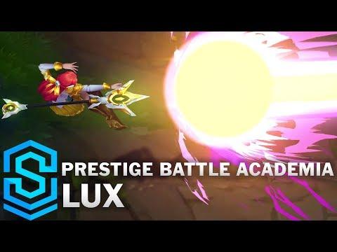 Lux Học Viện Không Gian Hàng Hiệu - Prestige Battle Academia Lux