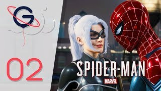 SPIDER-MAN PS4 : DLC LE CASSE FR #2 - Spidey papa?
