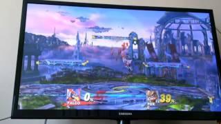 ssbg – Falco [Sm4sh mod]