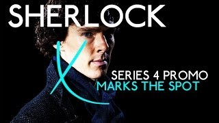 "Sherlock Series 4 Promo #3, ""X Marks The Spot"""