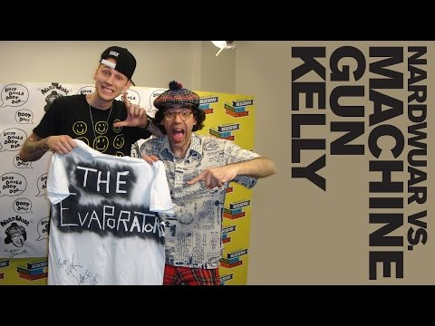 Nardwuar vs. Machine Gun Kelly