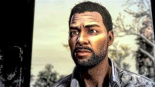 Lee Returns Flashback Scene - THE WALKING DEAD Game Season 4 Episode 3 (The Final Season)