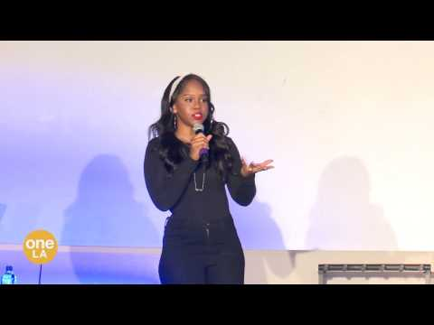 """""""Mission Unstoppable: Part 2"""" - Sarah Jakes Roberts"""
