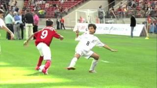 Video Indonesia - Tunisia - Highlights - Danone Nations Cup 2012 MP3, 3GP, MP4, WEBM, AVI, FLV November 2018