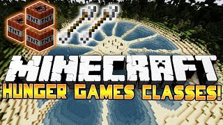 EXPLOSIVE ARROWS?! - Minecraft: Hunger Games CLASSES! w/Preston&Woofless!