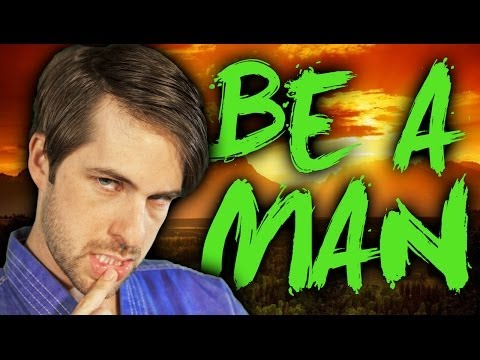 GUY'S GUIDE TO BEING MANLY